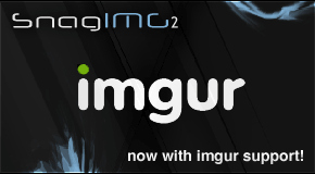 imgur upload now available with SnagIMG