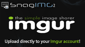 Upload to your Imgur Account with SnagIMG